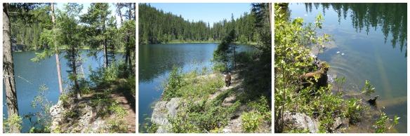 Lake shots