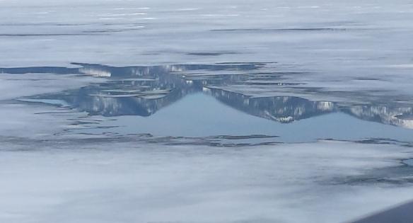 Flathead ice